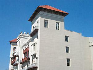 [Casa Monica Hotel in St. Augustine]