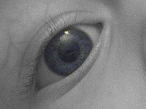 [babys got blue eyes]