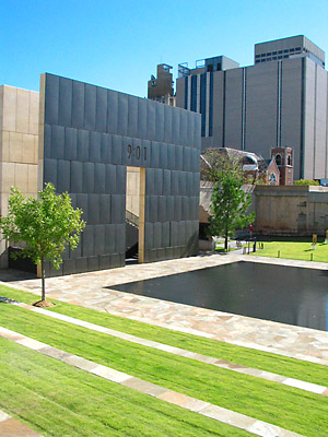 [Oklahoma City Bombing Memorial]